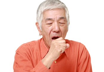 Elderly people are at greater risk for dangerous pneumonia.