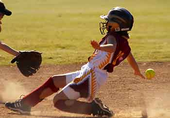 A kid playing baseball and no other sport can be at risk for injury